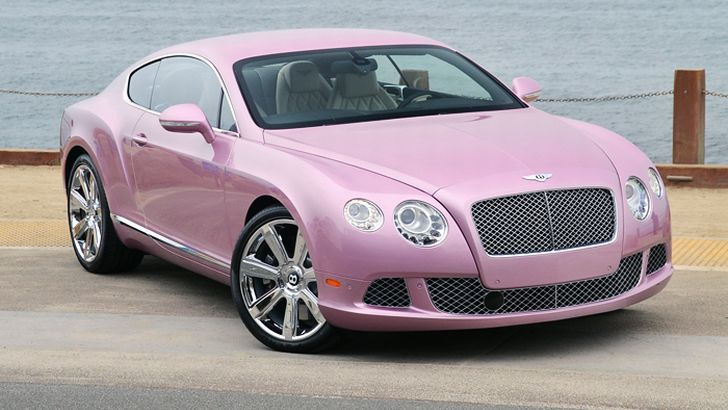 Bentleys For Sale >> Pink 2012 Bentley Continental Gt For Sale 39660 7 Be Fab